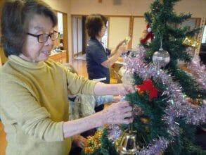 好楽庵 クリスマスの集い
