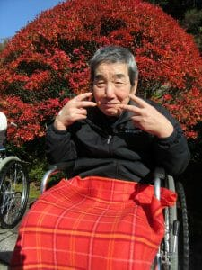 特別養護老人ホーム 紅葉狩り~皆で紅葉を見に行こう!~