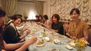 【職員親睦】ミューレミュー 食事会